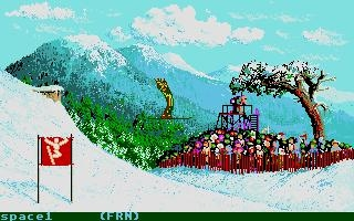 WINTER GAMES [ST] image